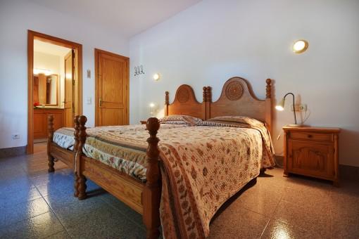 Uno de los 6 dormitorios