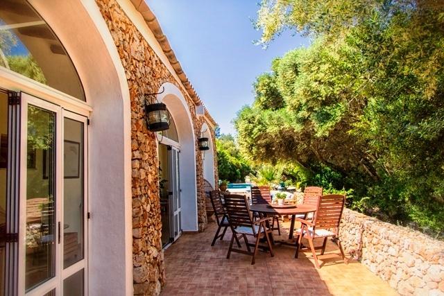 Casa de Campo con estilo romantico cerca de Alaior