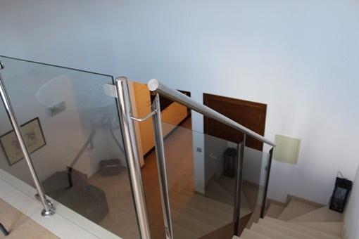 Vista desde la galeria