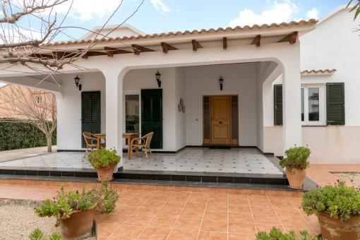 Bonita villa en zona Cala's Piques
