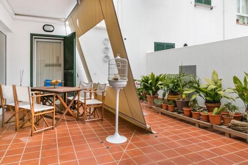 Fantástica planta baja en Ciutadella