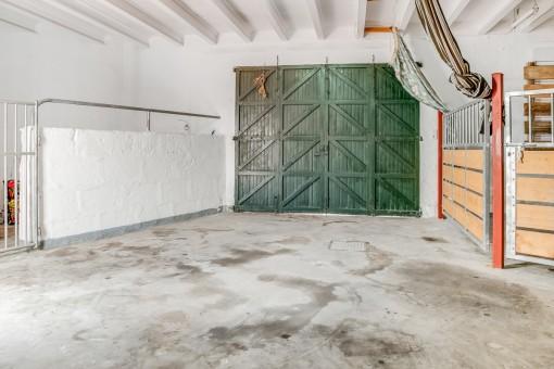 Garaje de 52 metros cuadrados