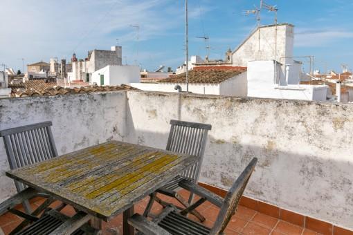 Encantadora casa de pueblo en el centro de Ciutadella
