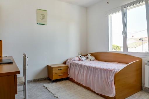 El tercer dormitorio