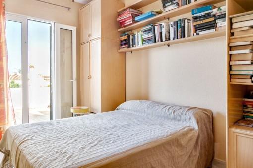 Otra habitación con acceso a la zona exterior