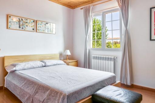 Uno de 4 dormitorios luminosos