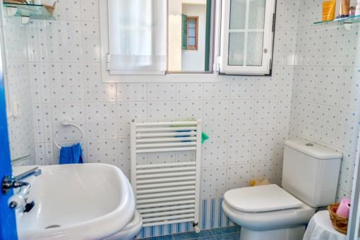 El segundo baño