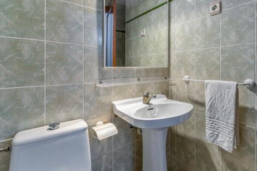 Uno de 24 baños
