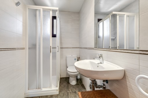 Uno de 7 baños