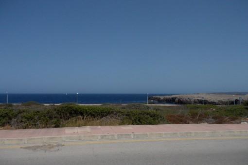 Hermosas vistas al mar