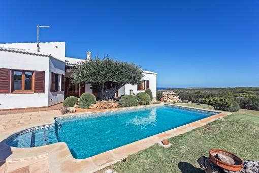 Villa en Cala Morell