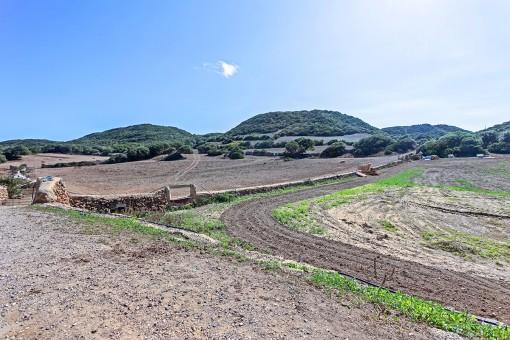 Terreno de 44 hectares