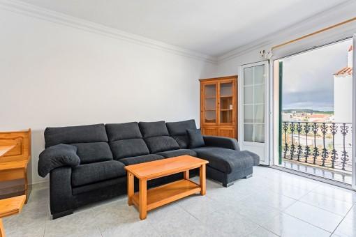 Apartamento en Es Mercadal