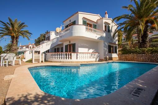 Villa en Son Bou para vender