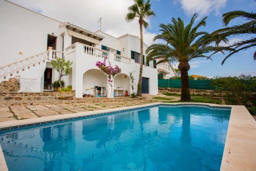 Villa en Cala Llonga